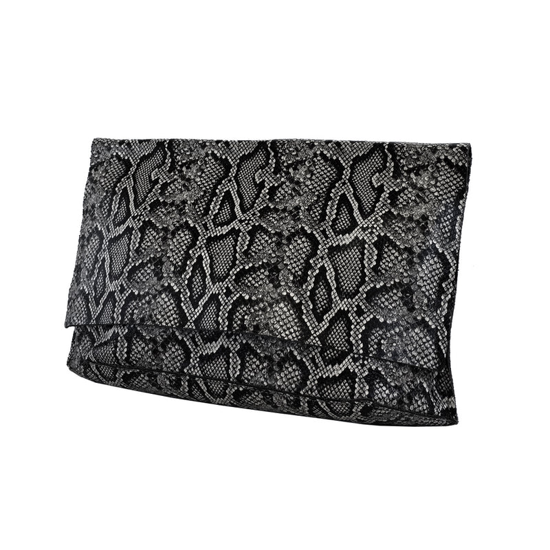 EXOTIC CARMEN FLAP CLUTCH