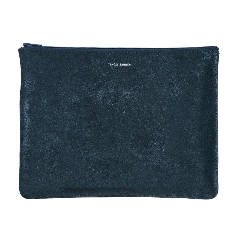 SPARKLE MIDNIGHT SOFIA CLUTCH WALLET SALE
