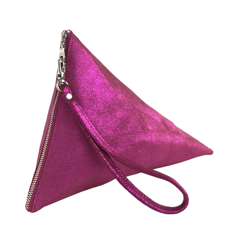 SPARKLE DOUBLE FACED MATILDA TRIANGLE WRISTLET