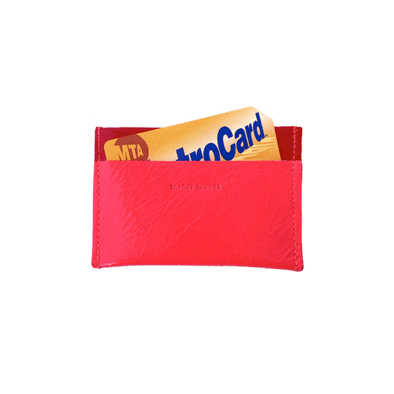 PATENT MURPHY CARD WALLET