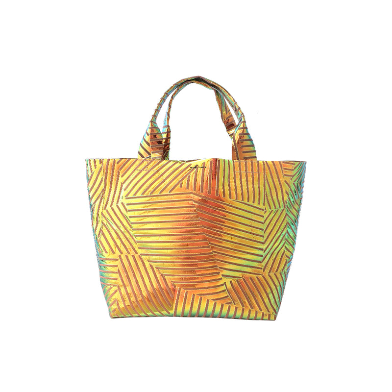 SPARKLE DOUBLE FACED REBECCA TOTE