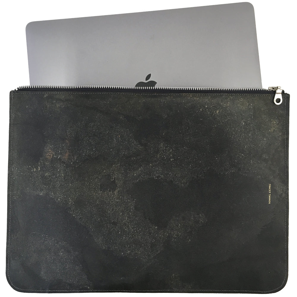 "STONE SLATE SHOWN WITH 13"" MACBOOK"