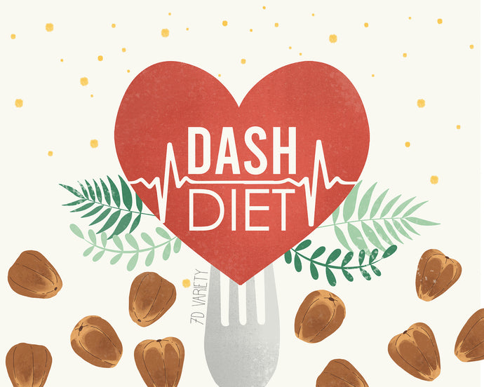 Dates in the DASH diet