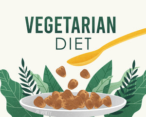 Vegetarian Diet with Energy Dates
