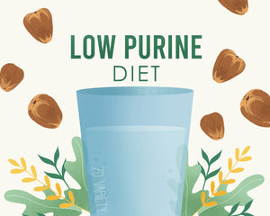 low purine diet with Energy Dates