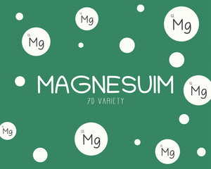 magnesium from Energy Dates