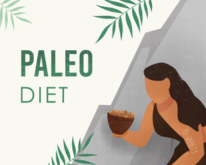 paleo diet with Energy Dates