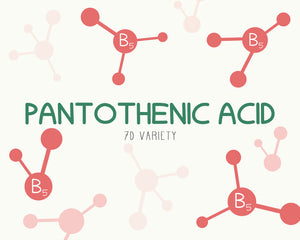 pantothenic acid from Energy Dates