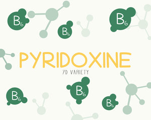 pyridoxine from Energy Dates