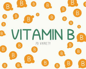 Vitamin B from Energy Dates
