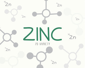 zinc from Energy Dates
