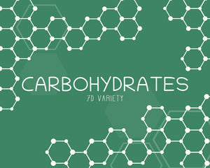 carbohydrates from Energy Dates