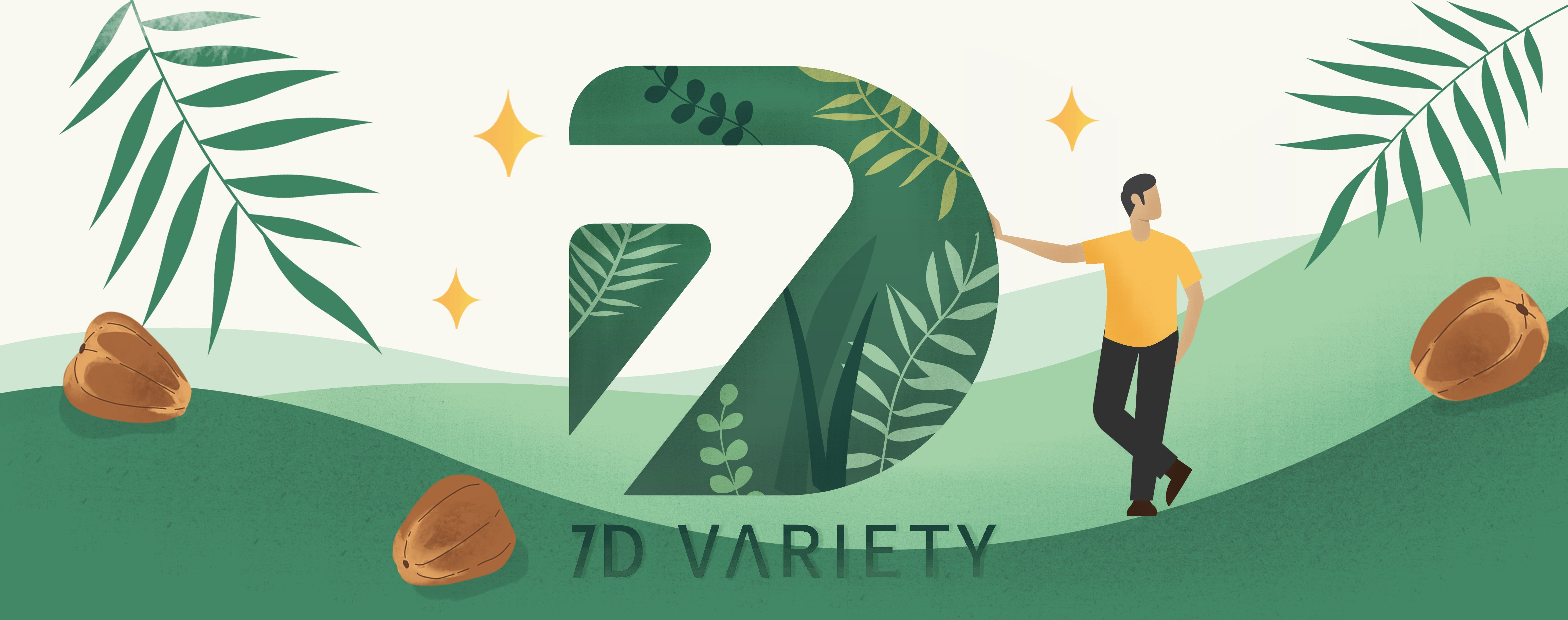 About 7D VARIETY