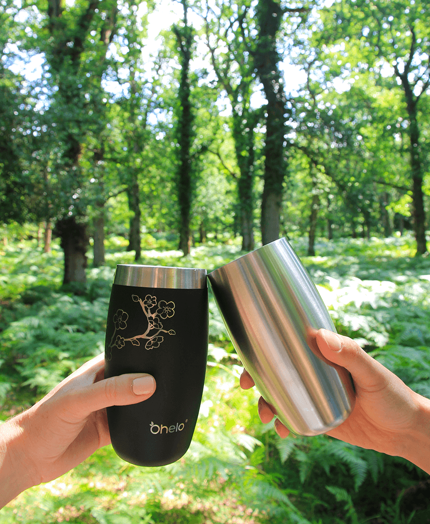 It's always tumbler time! Morning coffee or sweaty work out, no hydration task is off limits.