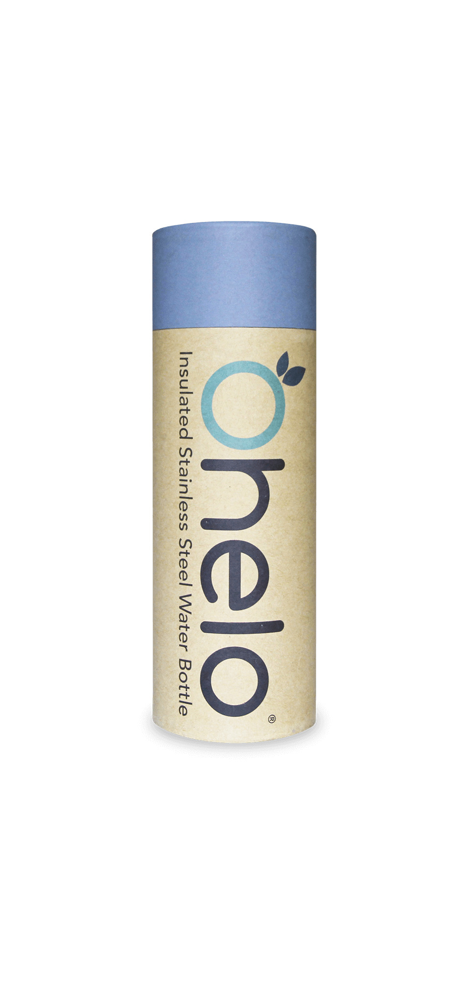 Ohelo blue water bottle box