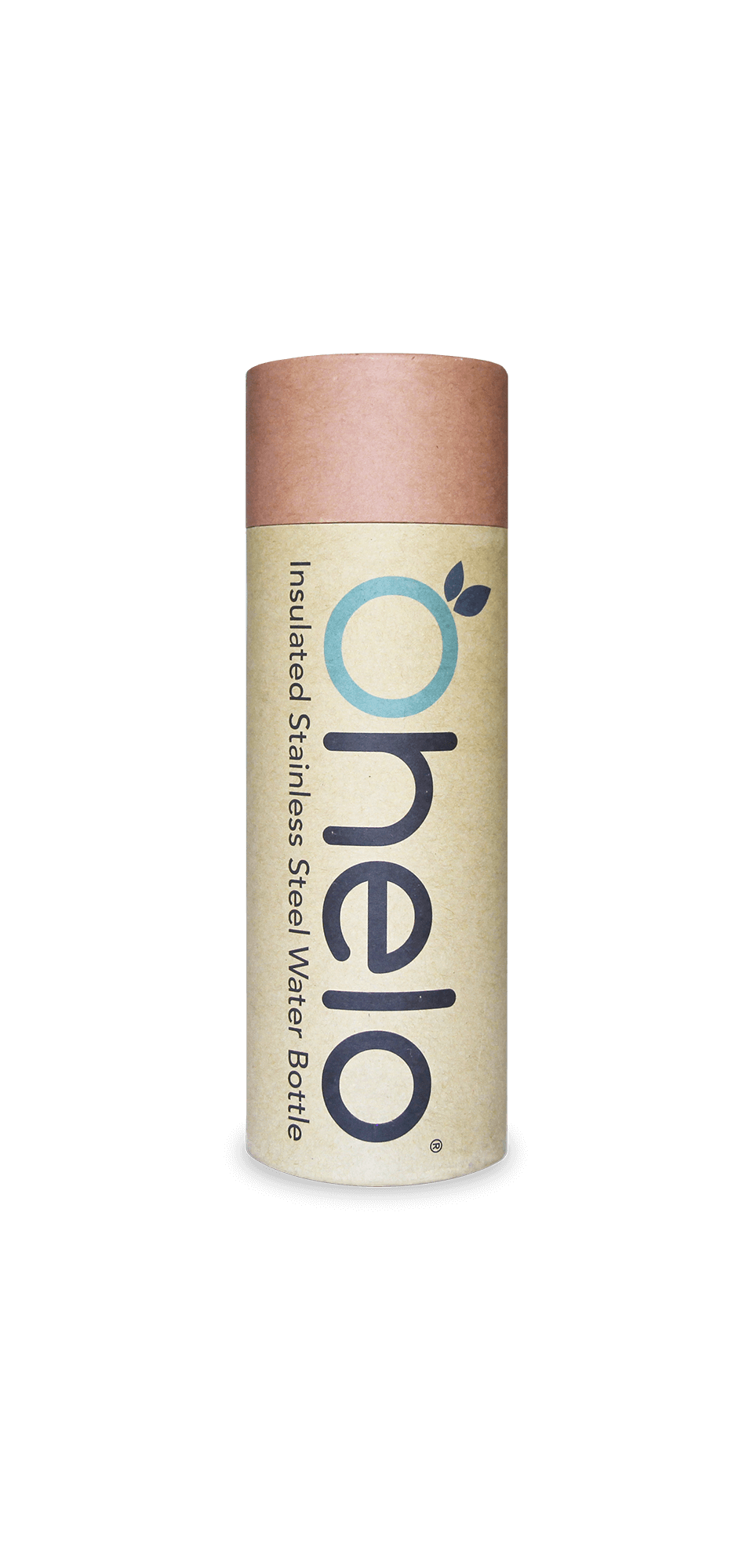 Ohelo pink water bottle box