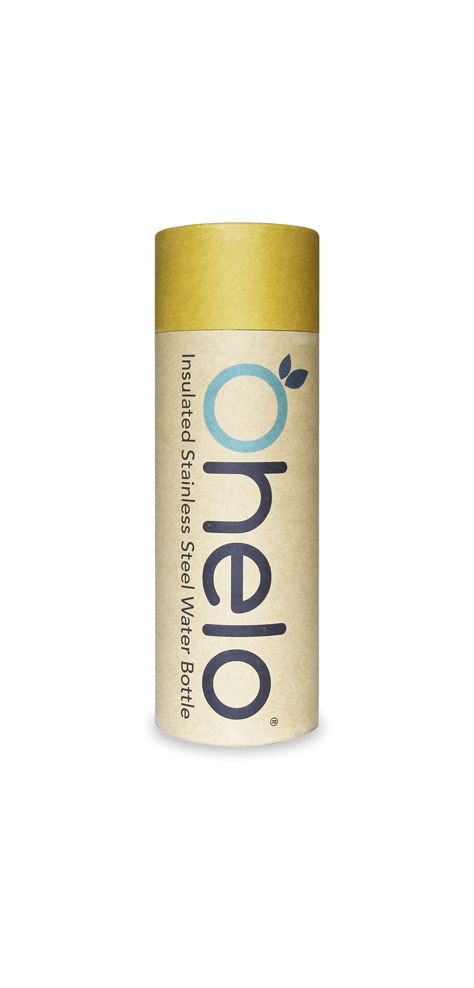 Ohelo yellow water bottle box