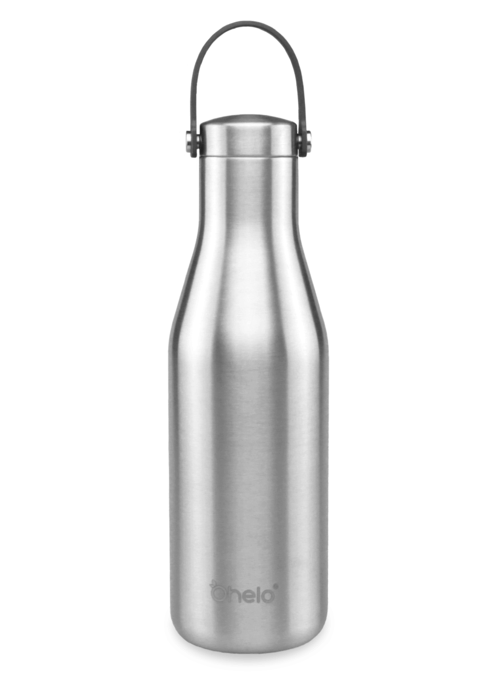 Ohelo stainless steel water bottle