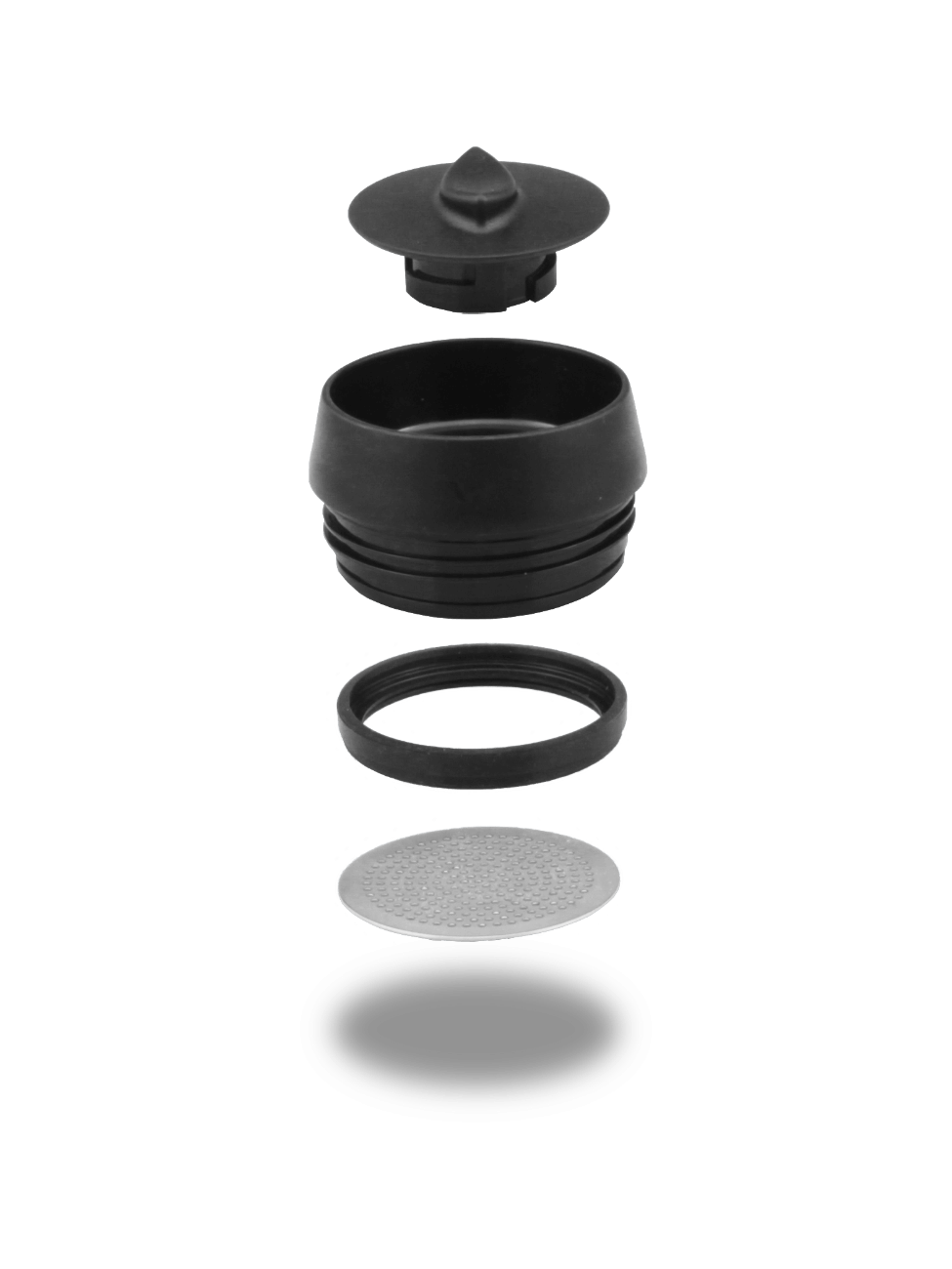 ohelo coffee cup sip lid parts