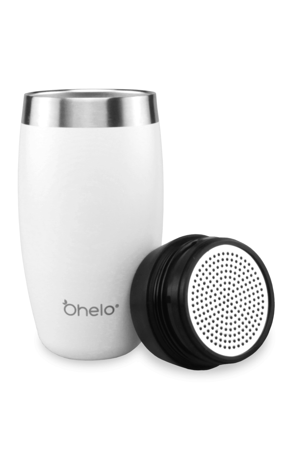 Ohelo reusable coffee cup with lid