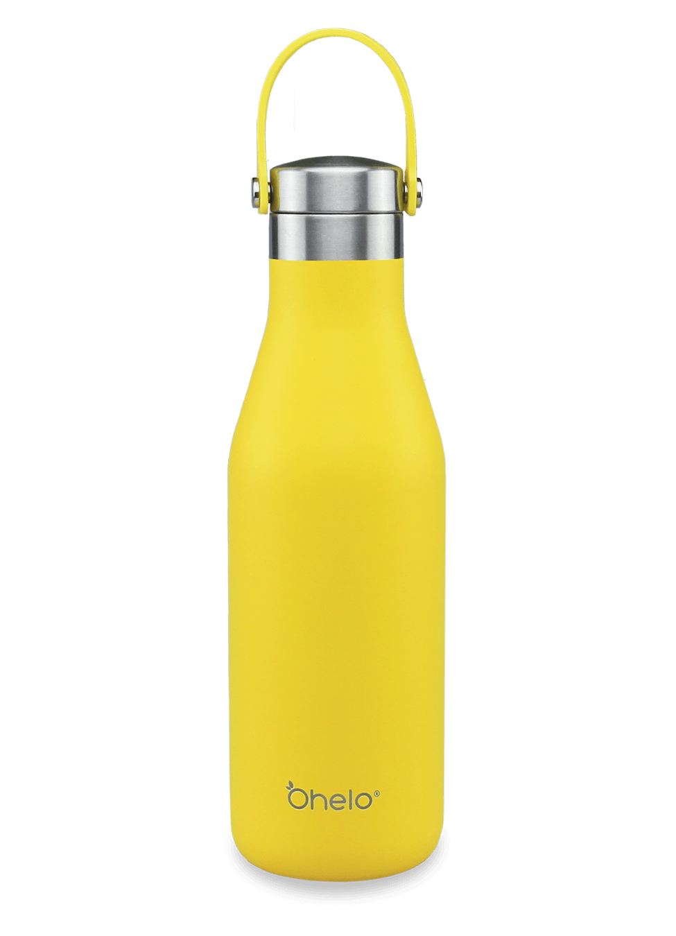 Ohelo eco friendly reusable bottle yellow