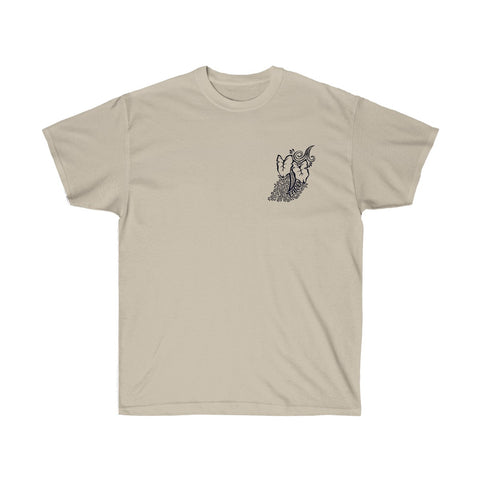 Hawaiian Tribal Taro Ultra Cotton Tee