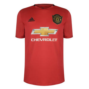 19/20 Manchester United Home Player Jersey