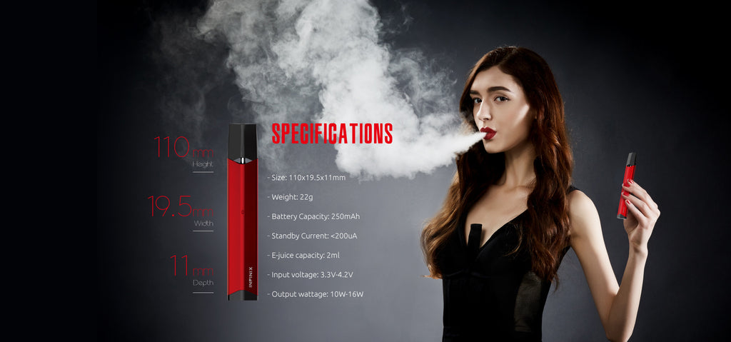 SMOK INFINIX ULTRA PORTABLE KIT