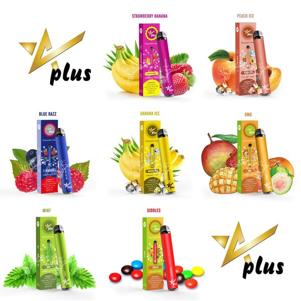 Star Pods Plus 2.5ML 480mAh Prefilled Disposable Pod Device