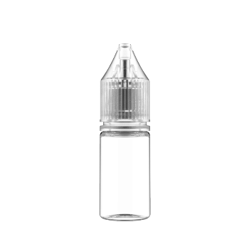 Empty Needle Bottle 10ML For E-Juice - All Puffs
