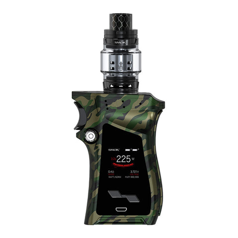 SMOK MAG 225W TC Starter Kit - Right Hand Edition - All Puffs