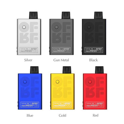 SMOK OFRF NexMESH Pod Kit 1200mAh - All Puffs