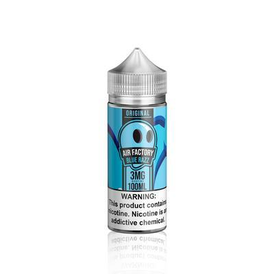 Blue Razz - Air Factory Original E-juice (100ml) - All Puffs