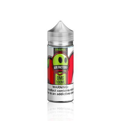 Kiwi Strawberry - Air Factory Original E-juice (100ml) - All Puffs