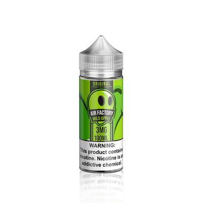 Wild Apple - Air Factory Original E-juice (100ml) - All Puffs