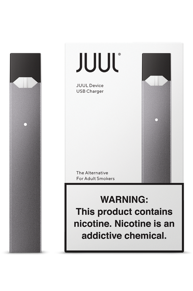 JUUL Basic Kit - All Puffs