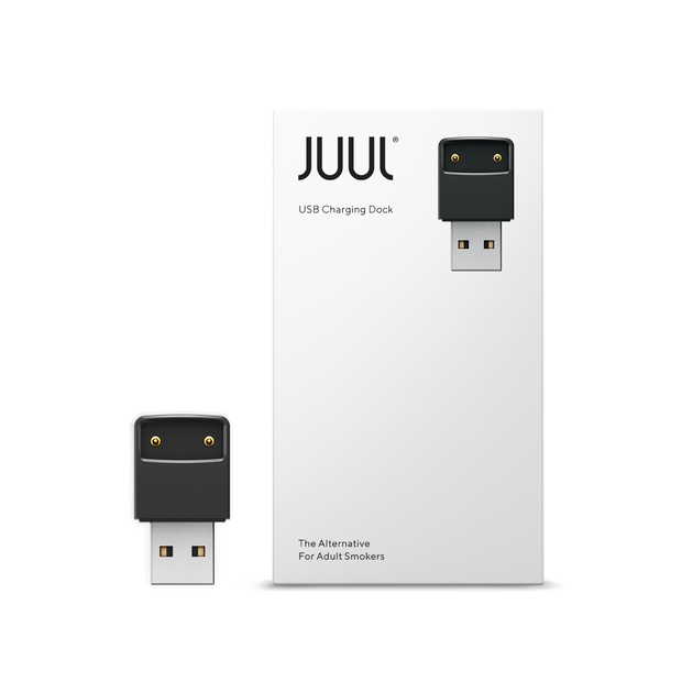 JUUL Device Charger - All Puffs