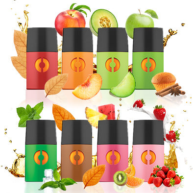 Clic Flavor Pods 1.5ml (4 Pack) - All Puffs