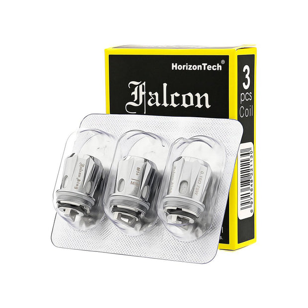 HorizonTech Falcon Bamboo Fiber Replacement Coils - 3PK - All Puffs