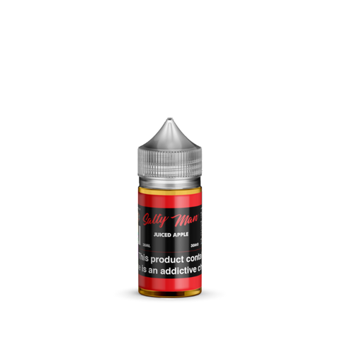 Juice Apple Salt Nicotine By Salty Man 30ml - All Puffs