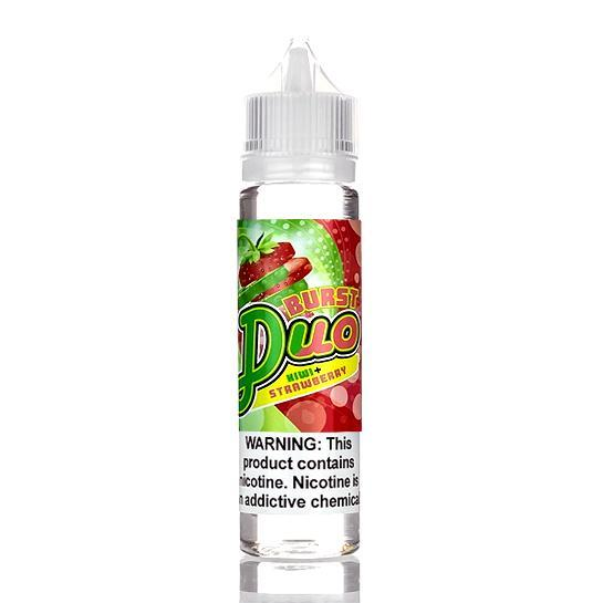 Apple + Watermelon - Burst Duo E-Liquid 60ml - All Puffs