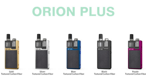 Lost Vape Orion Plus Pod System Starter Kit 22W 950mAh - All Puffs