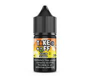 Mango Salt Nicotine By Take Off E-Liquid 30ml - All Puffs