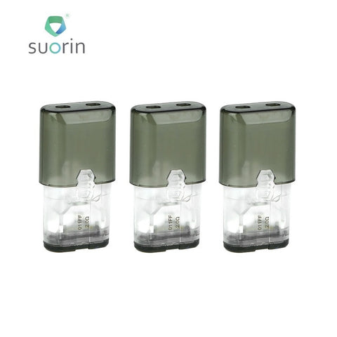 Suorin iShare Replacement Cartridges [3PK] - All Puffs