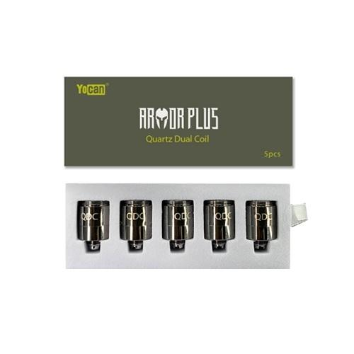 Yocan Armor Plus Replacement Coils - Pack of 5 - All Puffs