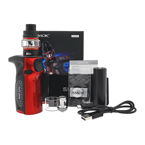 SMOK Mag Grip Kit 100W with TFV8 Baby V2 Tank - All Puffs