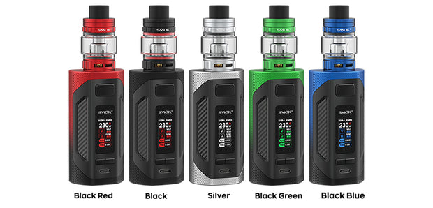SMOK Rigel 230W Kit With TFV9 Tank - All Puffs