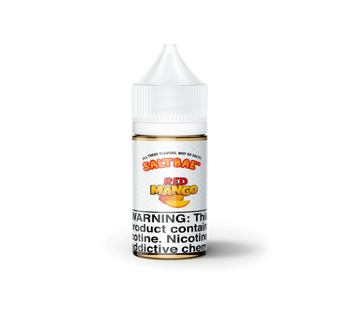 Red Mango Salt Nicotine By Saltbae50 30ml - All Puffs