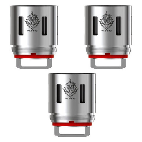 SMOK TFV12 Tank Replacement Coils - 3PK - All Puffs