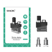 SMOK Trinity Alpha Replacement Pod 2.8ml - All Puffs